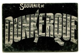 C27  DUNKERQUE  SOUVENIR DE DUNKERQUE - Dunkerque