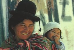 Bolivia  Photo.  # 06041 - Bolivia
