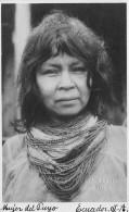 EQUATEUR / Mujer Del Puyo - Ecuador
