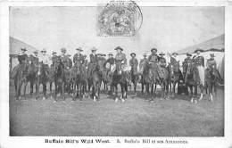 INDIENS - AMERIQUE / Buffalo Bill's Wild West - Cartes Postales