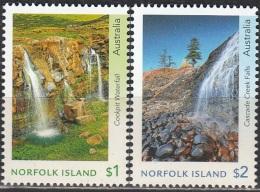 Norfolk Island 2017 Cascades Neuf ** - Ile Norfolk