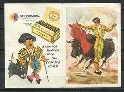 Galeria Taurina_Plaza De Toros De Valencia. Carteles De Bolsillo - Programas