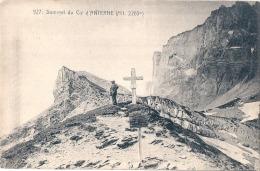 --- 74  ----  Sommet Du Col D'Anterne - Neuve TTB - Altri Comuni