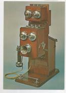 """Poste Téléphonique Mobile """"Hunnings"""" 1899. Musée Postal De Bruxelles. - Cartes Postales"""