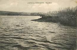 PIE-17-F-CH.1872 : LONPRE-LES-CORPS-SAINTS. UNE HUTTE. CHASSE A TIR - Altri Comuni
