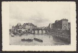 D 75 - ANCIEN PARIS - 585 - Le Pont Neuf Et La Monnaie En 1832 - France