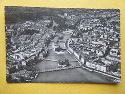GENÈVE. Les Neuf Ponts Sur Le Rhône. - GE Ginevra