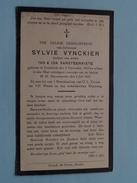 DP Sylvie VYNCKIER ( Dochter Van IVO & IDA VANSTEENKISTE ) Lendelede 9 Dec 1863 - 4 Juli 1927 ( Zie Foto´s ) ! - Religion & Esotérisme