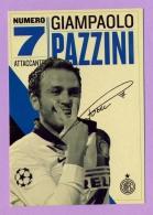Inter - Giampaolo Pazzini - Football