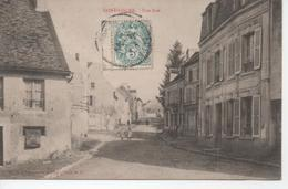 CPA 77 - SAINT FIACRE - UNE RUE - Francia