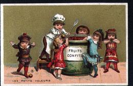 CHROMO, Paul Mairesse, Cambrai, Les Petits Voleurs - Tè & Caffè