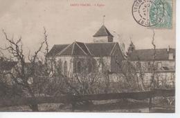 CPA 77 - SAINT FIACRE - L'EGLISE - Francia