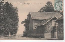 CPA 77 - ENVIRONS DE SAINT FIACRE - FERME DE BRINCHES - Francia