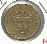 Costa Rica_1999_50 Colones. EBC - Costa Rica