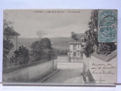 78 - EPONE - RUE DE LA BRECHE - LA TOURELLE - 1906 - Epone
