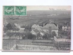 78 - EPONE - VUE SUR LA GARE - 1913 - Epone