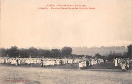54 - Nancy - Fêtes Des 12-13 Juillet 1914 - A Gentilly - Exercices D'ensemble Par Les Elèves Des Ecoles - Nancy