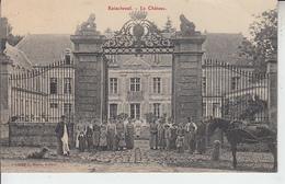 RAINCHEVAL - Le Château ( Animation )  PRIX FIXE - France