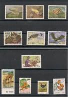 ZAMBIE N° Y/T : 376-429-457/459-461/463-433-469/470** - Zambia (1965-...)