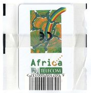 S. Africa - Telkom - I.T.U. Africa 98, NSB