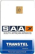 Botswana / S.Africa - Transtel - 10Pula, 5.000ex, Mint (Check Photos)