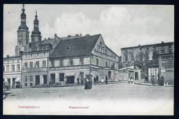 Cpa  De Pologne Oberglogau  Wasservorstadt   NCL73 - Pologne