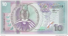 Suriname - Pick 147 - 10 Gulden 2000 - Unc - Suriname