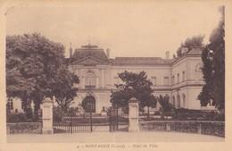 Montargis - Hôtel De Ville - Ed La Cigogne N° 4 - Montargis