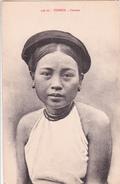 CPA ASIE TONKIN Cochinchine Type Femme - Postcards