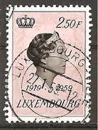 Luxemburg 1959 // Michel 602 O