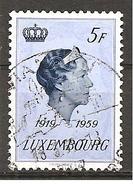 Luxemburg 1959 // Michel 603 O