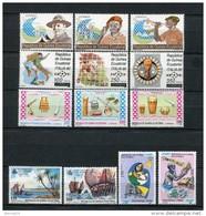 Guinea Ecuatorial 1990. Completo ** MNH. - Guinea Ecuatorial
