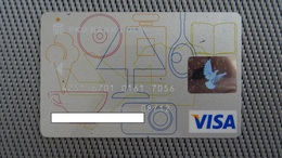 Credit Card PKO Bank Polski!!! Poland!!! - Cartes De Crédit (expiration Min. 10 Ans)