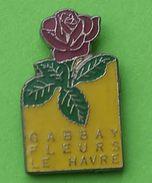 K 59 ).........LE  HAVRE.........GABAY   FLEURS - Villes