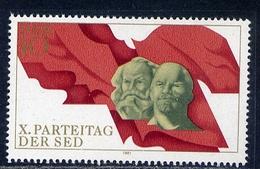 GDR 1981 2582 V.I. LENIN & CARL MARX