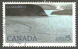 Sc. # 1084 National Parks Definitive, La Maurice HV Single Used 1986 K157