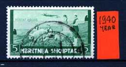 ALBANIA - SHQYPTARE - Year 1940 - Usato -used. - Albania