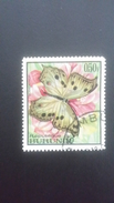 USED THEMATIC BUTTERFLIES  STAMPS - Schmetterlinge