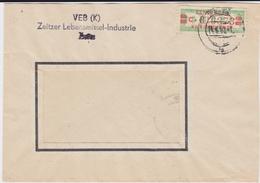 DDR Dienst B ZKD Mi 31 A I EF Bf Zeitz Sachsen-Anhalt 1960 - DDR