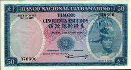 TIMOR 50 ESCUDOS Du 24-10-1967  Pick 27  UNC/NEUF - Timor