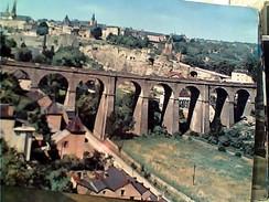 LUSSEMBURGO VISTA GENERALE  V1975 GC13780 - Lussemburgo - Città