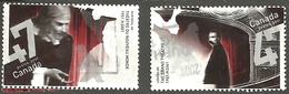 Sc. #1919-20 Theaters Pair Used 2001 K175