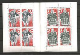 France - F5-035 - Carnet N° 2026 Croix-Rouge - Santon Provencal - Carnets