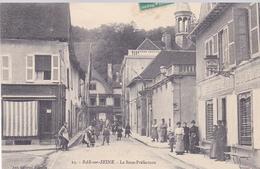 BAR SUR SEINE - La Sous Préfecture - Bar-sur-Seine