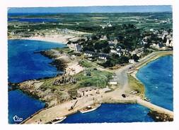 ARGENTON - PORSPODER  29  Vue Aerienne La Cale Le Camping En 1966 - Otros Municipios