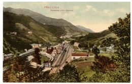 Pracchia Pnorama Colla Stazione - Pistoia