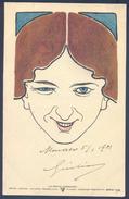 Art Nouveau - Philipp & Kramer III/5 - Wiener Secession Style - Illustrateurs & Photographes