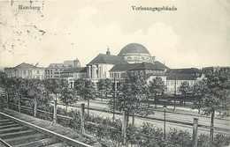 274255-Germany, Hamburg, Vorlesungagebaude, 1914 PM - Allemagne