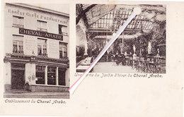 Café Du Cheval Arabe - 24, Rue De La Montagne à CHARLEROI - Charleroi