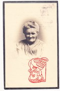 DP Foto Maria Emma Beelaert ° Drongen Gent 1867 † 1930 X August Haenebalcke - Santini